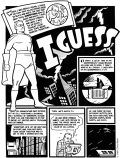 Doug Singsen articles on Chris Ware - Thrilling Adventure Stories