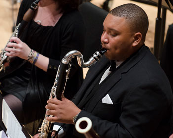 Curtis Crump-Wind Ensemble