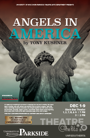 Angels in America small show poster