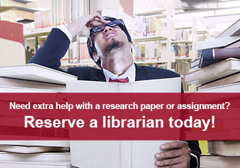 Reserve a Librarian