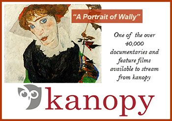 Wally on Kanopy Image