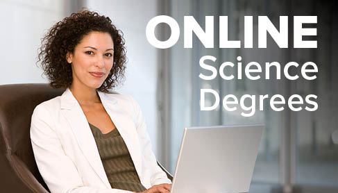 Online science degrees