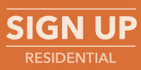 Residential Sign Up Button