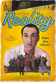 Reality, film poster